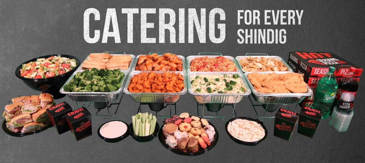We Cater Any Event. Easy and Affordable.