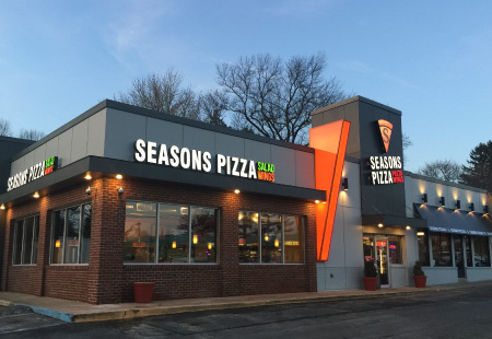 Seasons Pizza - Seasons Pizza - Newport