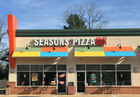 Seasons Pizza - Seasons Pizza - Claymont, Philadelphia Pike