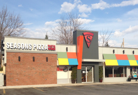 Seasons Pizza - Seasons Pizza - Route 141